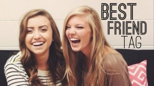 Friendship test tag questions