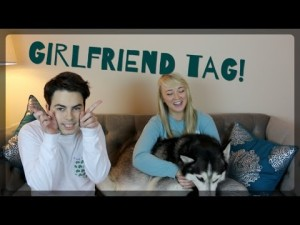 Girlfriend tag questions